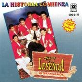 La Historia Comienza by Triny Y La Leyenda