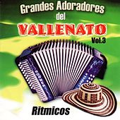 Grandes Adoradores del Vallenato, Vol. 3: Rítmicos by Various Artists