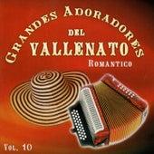 Grandes Adoradores del Vallenato, Vol. 10: Romántico by Various Artists