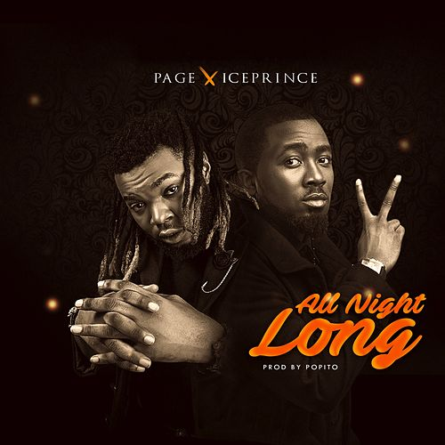 All Night Long by Page