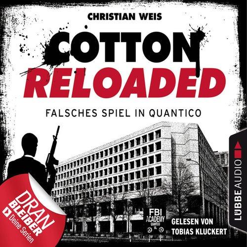 Cotton Reloaded, Folge 53: Falsches Spiel in Quantico - Serienspecial (Ungekürzt) von Jerry Cotton