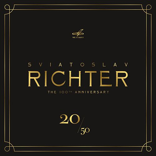 Play & Download Sviatoslav Richter 100, Vol. 20 (Live) by Sviatoslav Richter | Napster