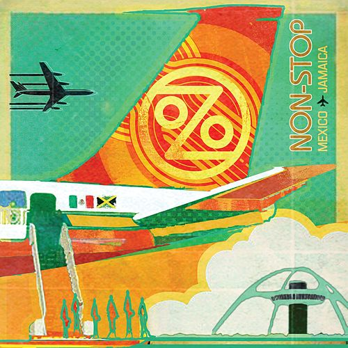 Non-Stop: Mexico to Jamaica by Ozomatli
