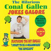 Jokes Galore by Conal Gallen