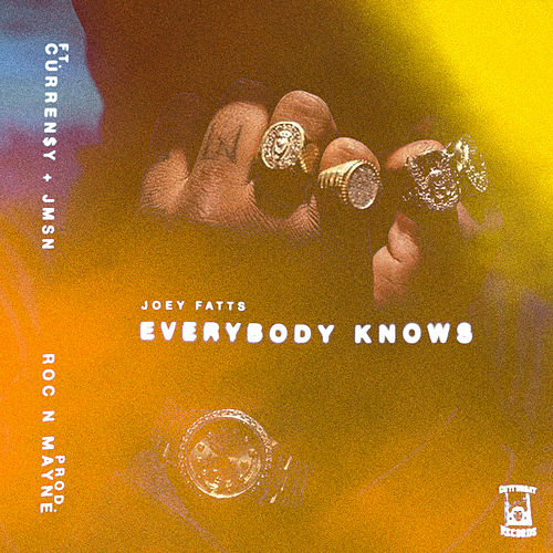 Everybody Knows (feat. Curren$y & JMSN) by Joey Fatts