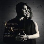 Synergy (Piano Duo Master Pieces) by Yordanova