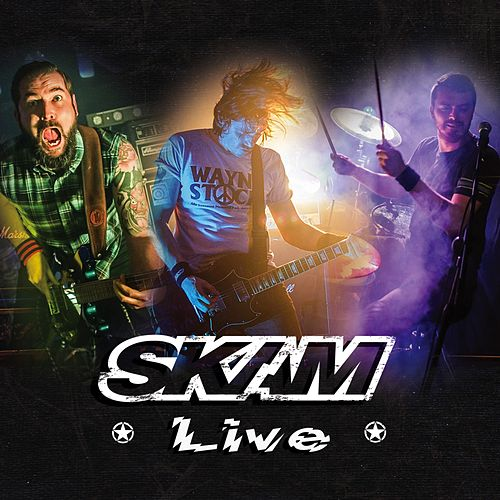 Live by Skam