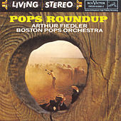 Play & Download Pops Roundup by Boston Pops | Napster