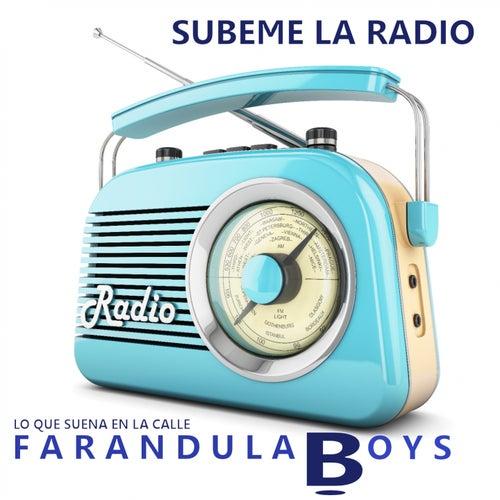Subeme la Radio di Farandula Boys
