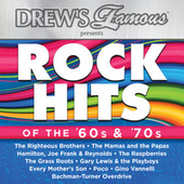 Play & Download Drew's Famous Presents Rock Hits Of The 60's & 70's by Various Artists | Napster