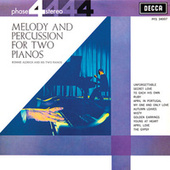Play & Download Melody & Percussion For Two Pianos by Ronnie Aldrich | Napster