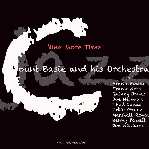 One More Time von Count Basie