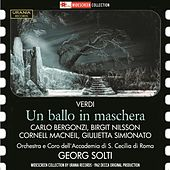 Verdi: Un ballo in maschera (A Masked Ball) by Various Artists