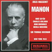 Massenet: Manon by Various Artists