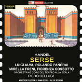 Handel: Serse (Xerxes), HWV 40 [Recorded 1962] by Various Artists