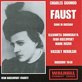 Play & Download Gonoud: Faust, CG 4 (Sung in Russian) [Recorded 1948] by Various Artists | Napster