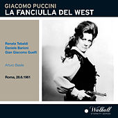 Puccini: La fanciulla del West (The Girl of the West) [Recorded 1961] by Various Artists