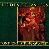 Hidden Treasures by Saint John String Quartet