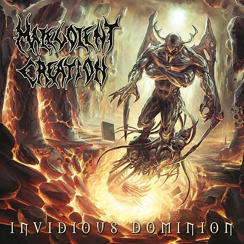 Invidious Dominion by Malevolent Creation