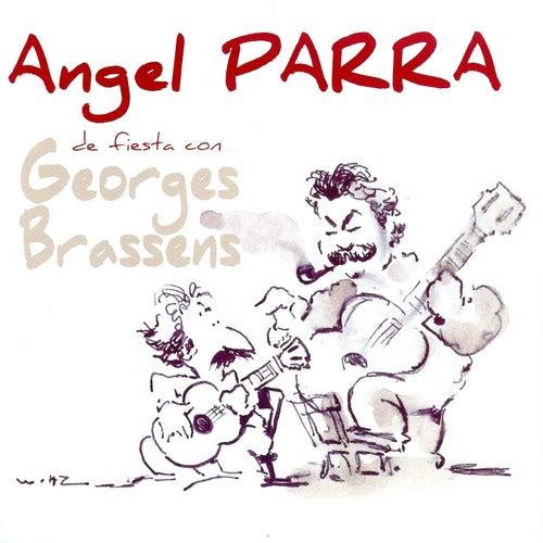 De Fiesta Con Georges Brassens by Angel Parra