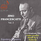 Play & Download Zino Francescatti, Vol. 2 by Zino Francescatti | Napster