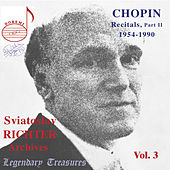 Sviatoslav Richter Archives, Vol. 3: Chopin (Live) by Sviatoslav Richter