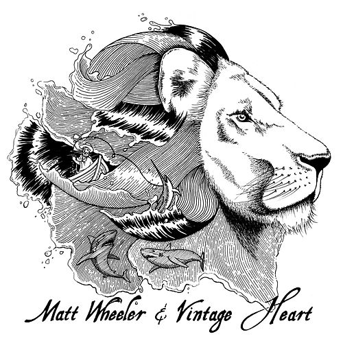 Matt Wheeler & Vintage Heart by Matt Wheeler
