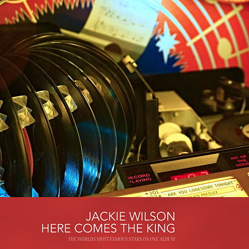 Here Comes the King de Jackie Wilson
