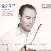 Jean-Pierre Rampal in Prague / The Complete Supraphon Recordings by Various Artists