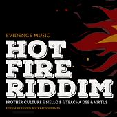 Hot Fire Riddim by Various Artists