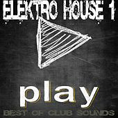 PLAY Elektro House Vol.1 (Best Of Club Sounds) by Various Artists