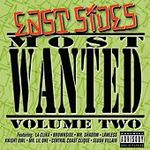 East Sides Most Wanted Volume Two by Various Artists