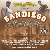 San Diego Hardheadz by Various Artists