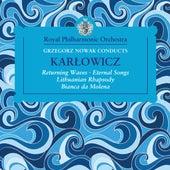 Grzegorz Nowak Conducts Karlowicz von Royal Philharmonic Orchestra