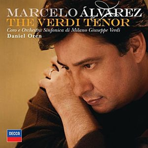 The Verdi Tenor by Marcelo Alvarez