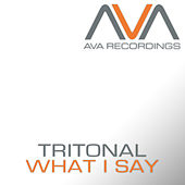 Play & Download What I Say by Tritonal | Napster