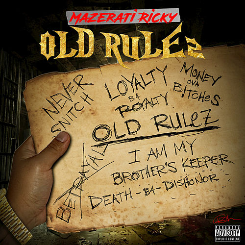 Old Rulez by Various Artists