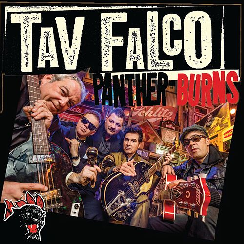 Sway b/w Where The Rio De Rosa Flows by Tav Falco's Panther Burns