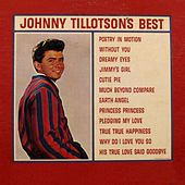 Johnny Tillotson's Best by Johnny Tillotson