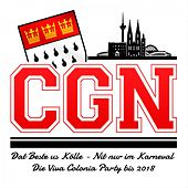 Play & Download CGN - Dat Beste us Kölle - Nit nur im Karneval Die Viva Colonia Party bis 2018 by Various Artists | Napster