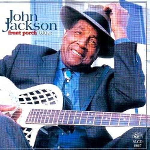 Play & Download Front Porch Blues by John Jackson | Napster