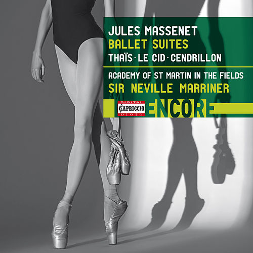Massenet: Ballet Suites de Academy Of St. Martin-In-The-Fields (1)