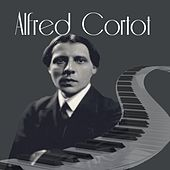 Alfred Cortot by Alfred Cortot