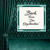 Bach, from Das Orgelbüchlein by Miklos Spanyi