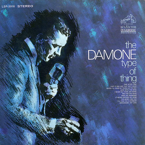 Play & Download The Damone Type Of Thing by Vic Damone | Napster