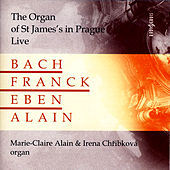 Play & Download The Organ of St James's in Prague Live by Various Artists | Napster