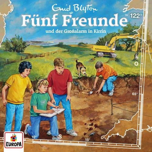 122/und der Großalarm in Kirrin von Fünf Freunde