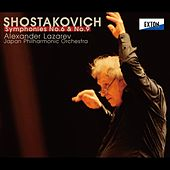 Play & Download Shostakovich: Symphony No. 6 & No. 9 by Japan Philharmonic Orchestra | Napster