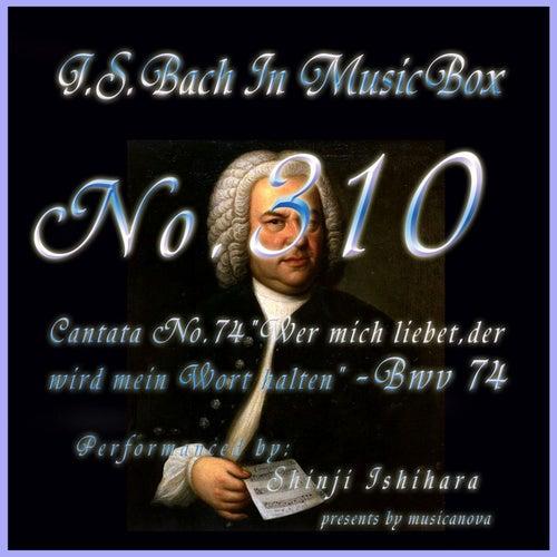 Cantata No. 74, ''Wer mich liebet, der wird mein Wort halten'', BWV 74 by Shinji Ishihara