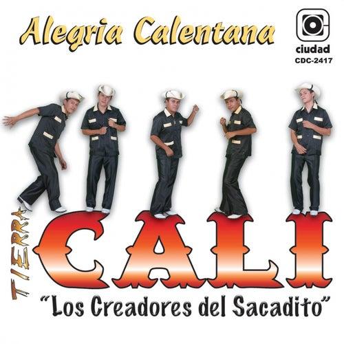 Play & Download Alegría Calentana (Los Creadores del Sacadito) by Tierra Cali | Napster
